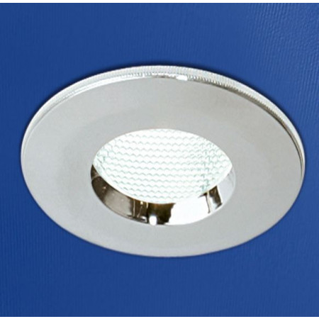 HIB Chrome Low Energy Fire Rated Showerlight 5710