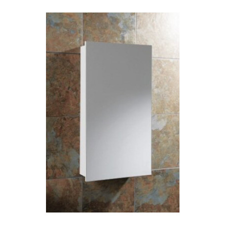 HIB Denia Small Mirror Bathroom Cabinet