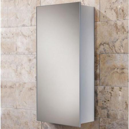 HiB Mars Aluminium Bathroom Cabinet