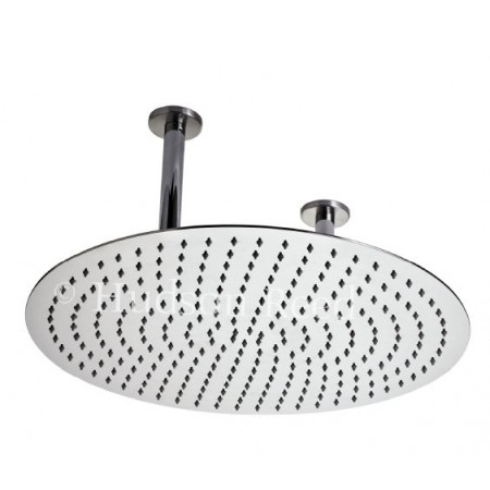 Hudson Reed Round Ceiling Mounted Shower Head 500