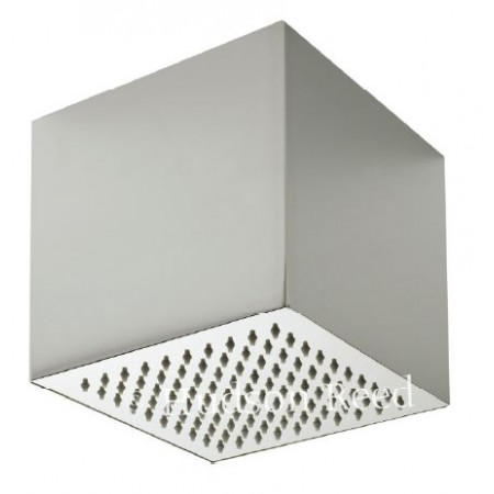 Hudson Reed Square 200 x 200 Ceiling Mounted Shower Head