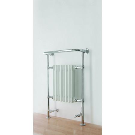 Ideal Essential Taurus Towel Warmer 945 x 640mm Chrome/White