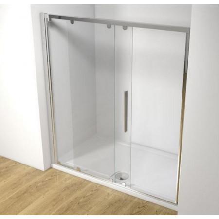 Kudos Original 1100mm Straight Sliding Shower Door