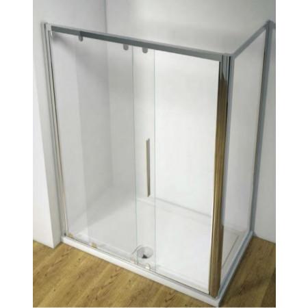 Kudos Original 1400mm Straight Sliding Shower Door