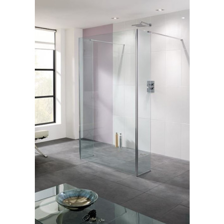 Lakes 1100mm Riviera Walk In Shower Panel