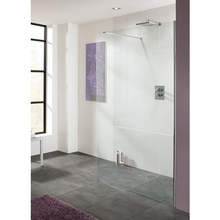 Lakes 1200mm Cannes Walk In Shower Panels