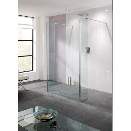Lakes 1200mm Riviera Walk In Shower Panel