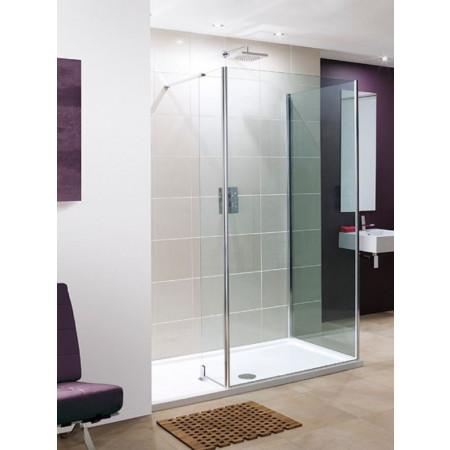 Lakes 850mm Andora Walk In Shower Panel