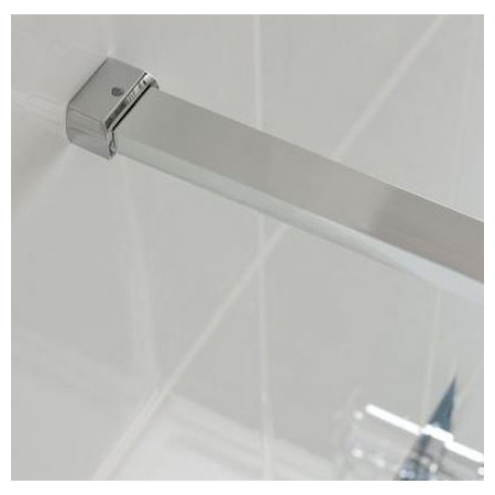 Lakes Nice 800mm Walk In 8mm Shower Panel