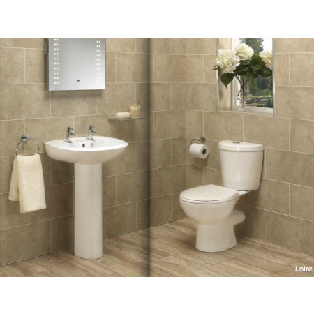 Loire 4 Piece Bathroom Suite