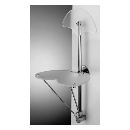 Marflow Trident Shower Seat with Backrest TTC671