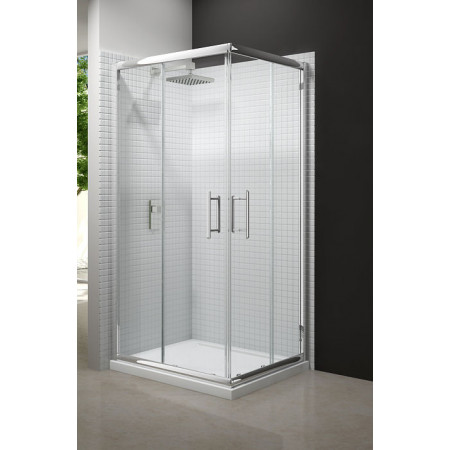 Merlyn 6 Series 900 Corner Shower Enclosure