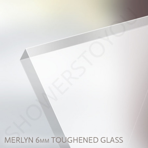 Merlyn 6 Series Sliding Door & Inline Panel 1140 - 1215mm