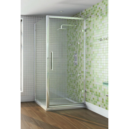 Merlyn 8 Series 900 Hinge Shower Door