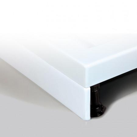 Merlyn M Stone Left Hand Offset Quadrant Tray 1000 x 800mm