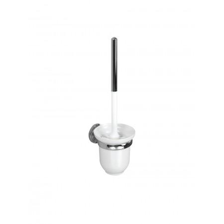 Miller Oslo Toilet Brush Holder Set 8021C
