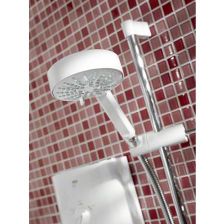 STY-Mira Sport Electric Shower 10.8kw White & Chrome-3