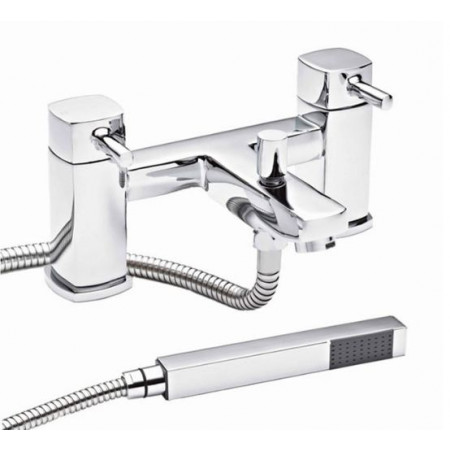 Premier Munro Bath Shower Mixer With Shower Kit
