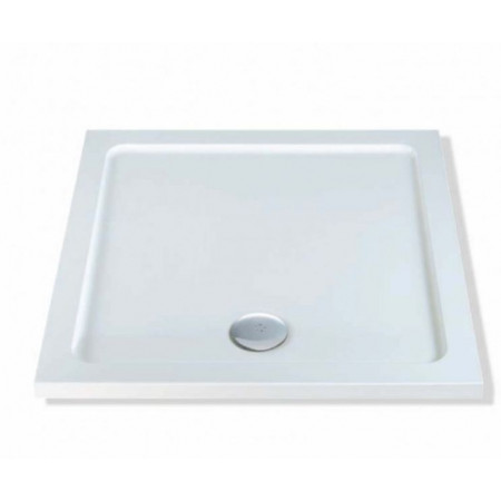 MX Elements 900 x 900mm Square Low Profile Tray