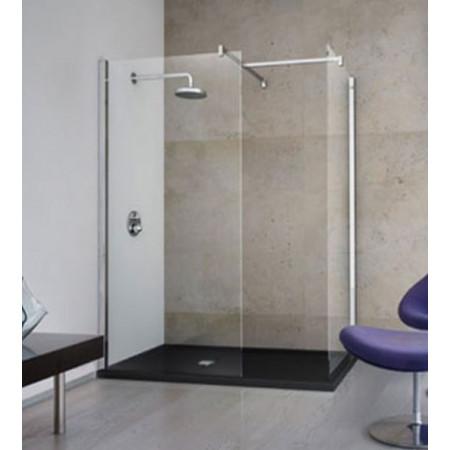 Novellini Kuadra H+H 870-900mm Shower Panels