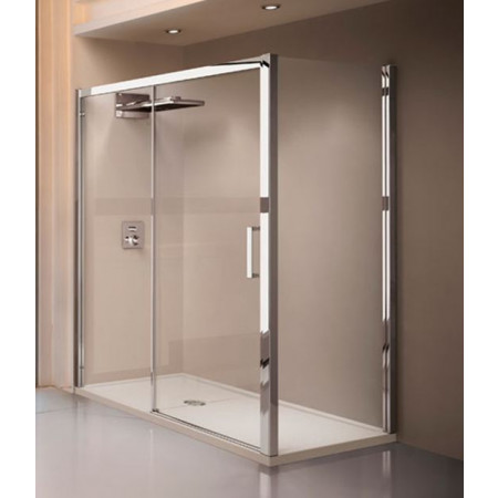 Novellini Kuadra 2P Sliding Shower Door 1140mm - 1200mm