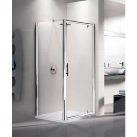 Novellini Lunes 760mm Pivot Shower Door