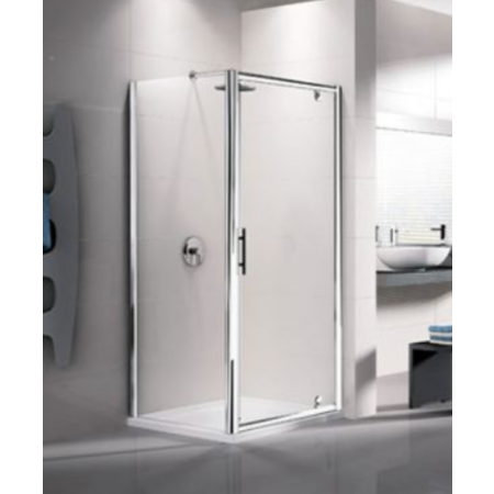 Novellini Lunes 900mm Pivot Shower Door