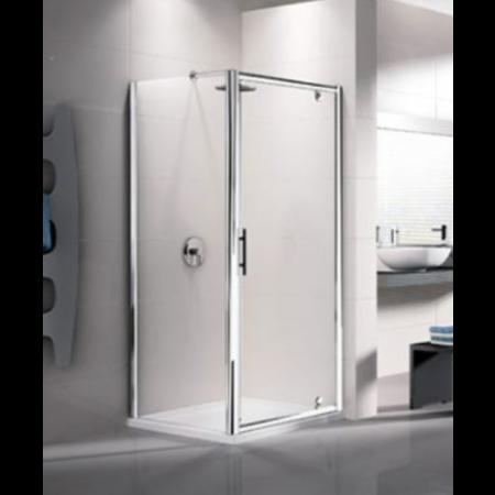 Novellini Lunes 900mm Pivot Shower Door