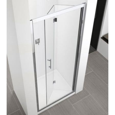 Novellini Zephyros S Folding Shower Door 720-780mm