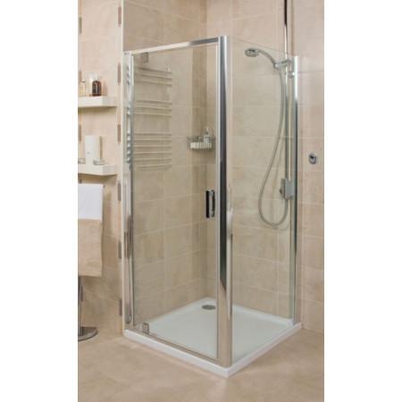 Roman Embrace 760mm Pivot Shower Door