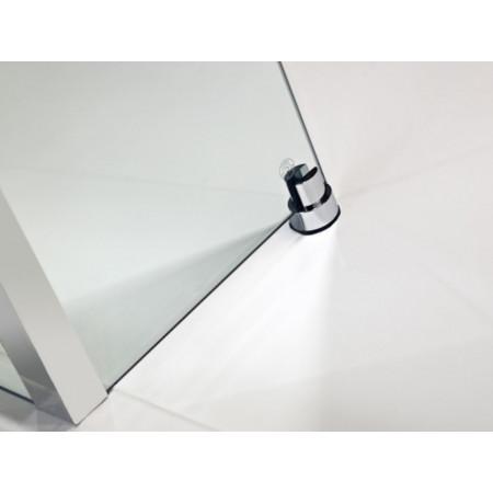 Roman Embrace 800mm Wetroom Corner Panel