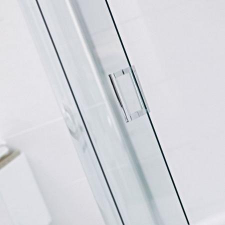 Roman Lumin8 1200mm Inline Pivot Shower Door