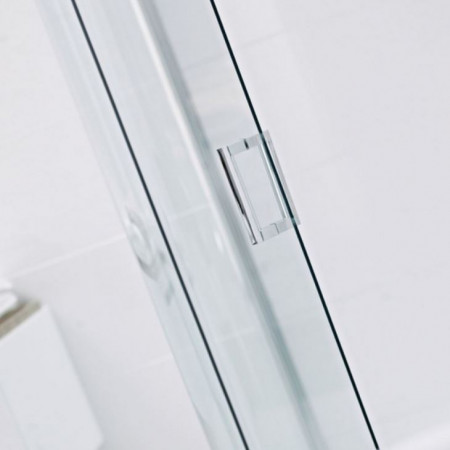 Roman Lumin8 760mm Pivot Shower Door