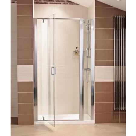 Roman Lumin8 900mm Pivot Shower Door