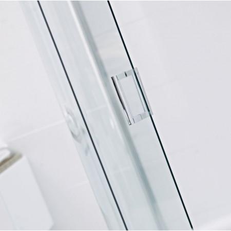 Roman Lumin8 960mm Inline Pivot Shower Door