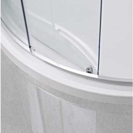 Roman Lumin8 Two Door 900 x 1200 Offset Quadrant Shower Enclosure