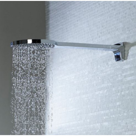 Roper Rhodes Aerial 190mm Single Function Fixed Shower Head