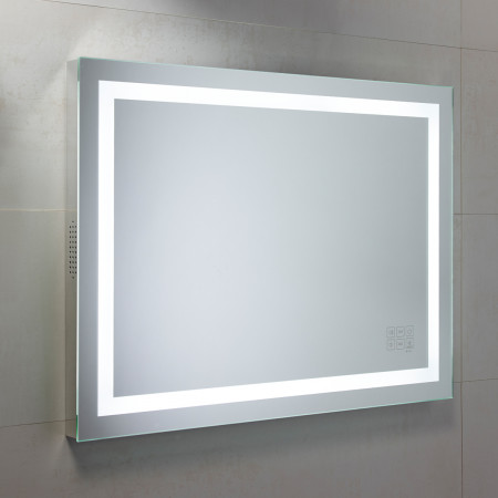 Roper Rhodes Beat LED Illuminated Mirror with Bluetooth