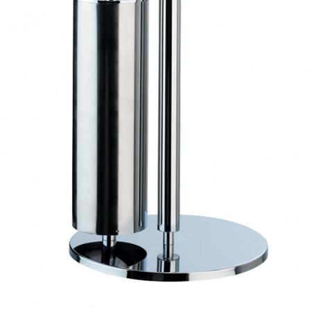 Roper Rhodes Degree Combined Freestanding Toilet Roll and Toilet Brush Holder