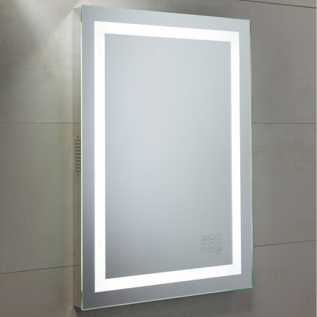 Roper Rhodes Encore LED Illuminated Mirror with Bluetooth