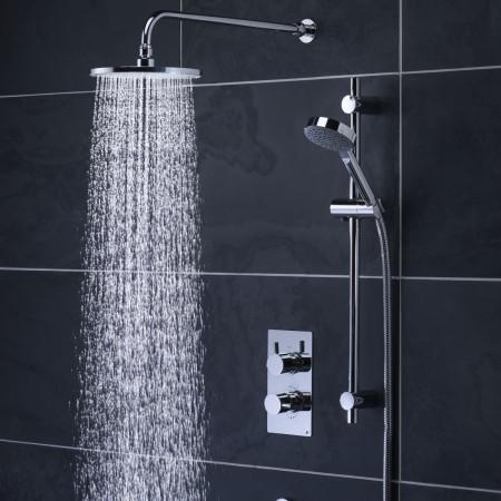 Roper Rhodes Event Concealed Two Way Diverter Shower