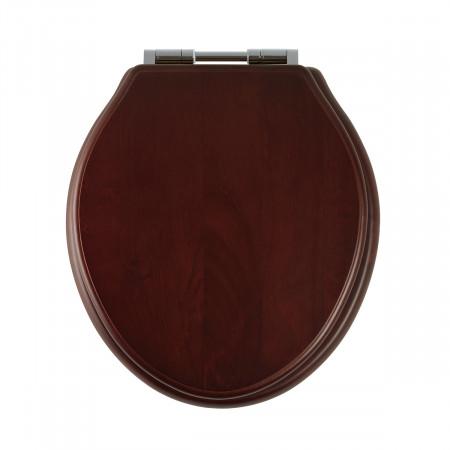 Croydex Dawson Soft Close White Toilet Seat Wl530522h