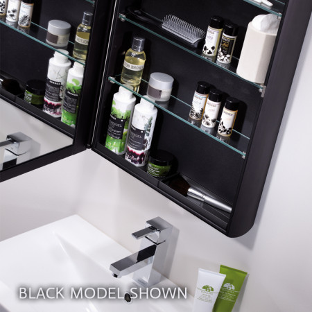 Roper Rhodes Limit Bathroom Cabinet, white finish