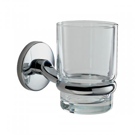 Roper Rhodes Lincoln Glass Tumbler & Holder