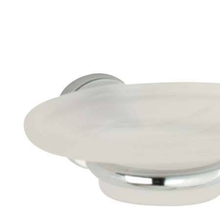 Roper Rhodes Minima Frosted Glass Soap Dish