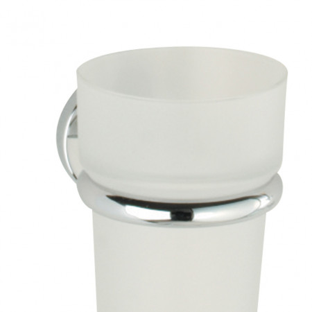 Roper Rhodes Minima Frosted Toothbrush Holder