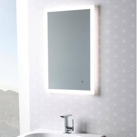 Roper Rhodes Oracle LED Illuminated Mirror   | MLE510