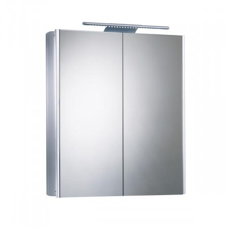 Roper Rhodes Pinnacle Double Mirror Glass Door Cabinet