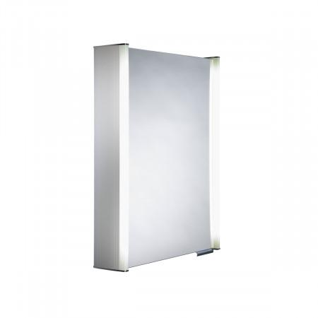 Roper Rhodes Plateau White illuminated Bathroom Cabinet