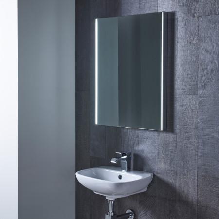 Roper Rhodes Precise LED Illuminated Mirror